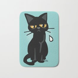 He is disappointed Bath Mat