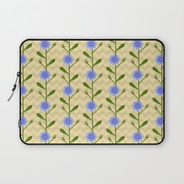 Chicory in the field Laptop Sleeve