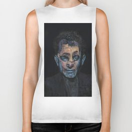 Tom Hanks portrait Biker Tank
