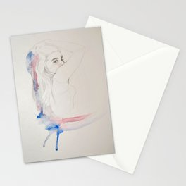 Sin palabras Stationery Cards