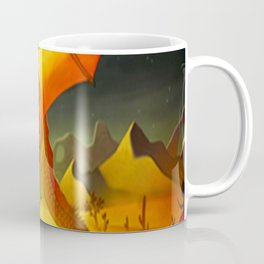 Wings of Fire Night Coffee Mug