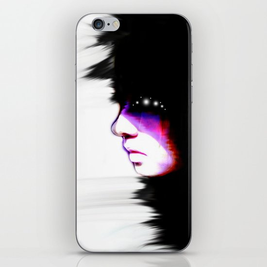 A Force to be Reckoned With  iPhone & iPod Skin