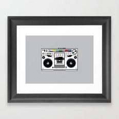 1 kHz #1 Framed Art Print