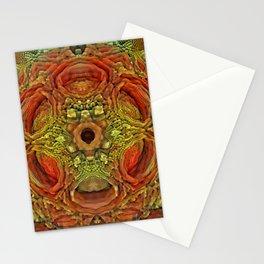 Moldy Holes Pattern Stationery Cards