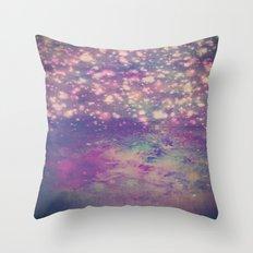 sky-158 Throw Pillow