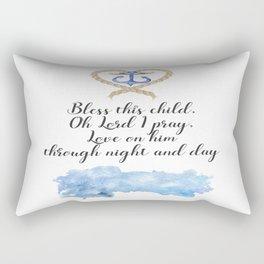 Nautical Nursery Rectangular Pillow