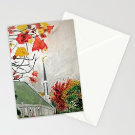 Frankfurt Germany LDS Temple Stationery Cards