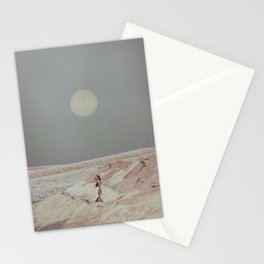 Hills of Paradise Stationery Cards