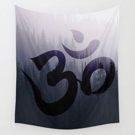 OM: Hint of Mist Wall Tapestry