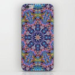 BBQSHOES: Kaleido-Fractal 1790 iPhone Skin
