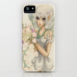 Blue Bells iPhone Case