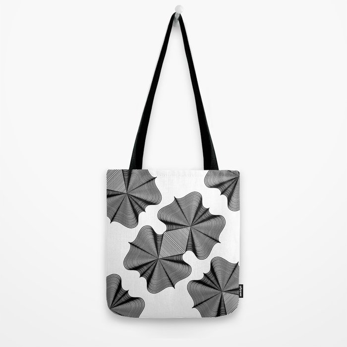 In Two Places at Once Tote Bag