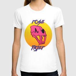 Rose Tiger T-shirt