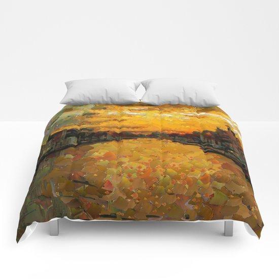 Waterway Comforters