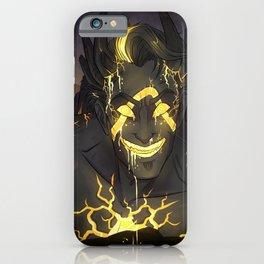 Warrior-Jack iPhone Case