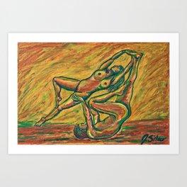 Balisong Art Print