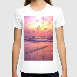 A View For the Soul Sunset T-shirt