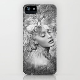 IMPRESSIONISTIC BEAUTY 02 iPhone Case