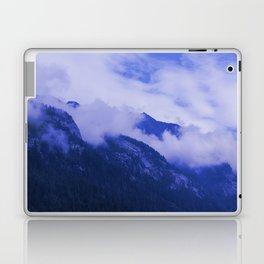 Cloudy Hights Laptop & iPad Skin