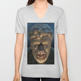The Wolfman Unisex V-Neck