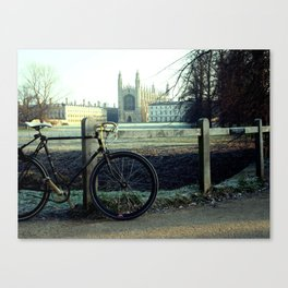 Cambridge  Morning #2 Canvas Print