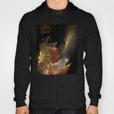 Dragon with staircase Hoody