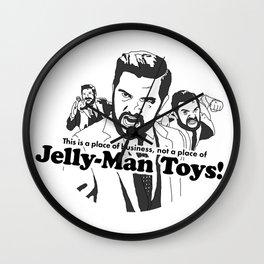 Jelly-Man Toys Wall Clock