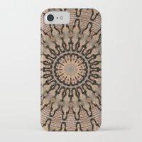 kardashian iPhone & iPod Cases featuring Kim Kardashian by Celebrity Mandala