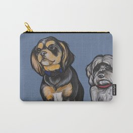 Charlie and Max Carry-All Pouch