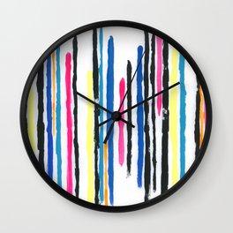 Busy Wall Clock