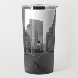 Boston streets Travel Mug