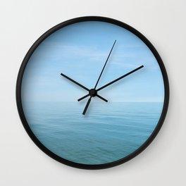 lake days Wall Clock