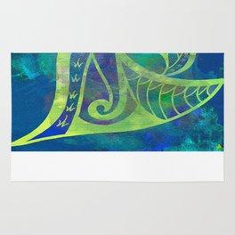 Angelfish Rug