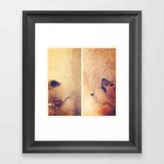 Chimichanga Framed Art Print