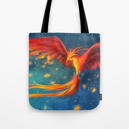 Beautiful phoenix Tote Bag