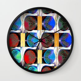 Jiango 3 Wall Clock