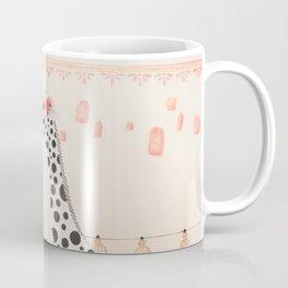 Giraffe in Moroccan Coffee Mug
