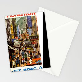 Vintage poster - Hong Kong Stationery Cards