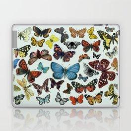 BUTTERFLY CLUSTER II Laptop & iPad Skin