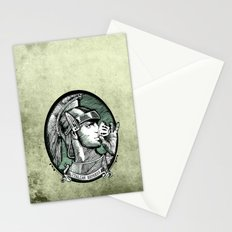 italian express Stationery Cards