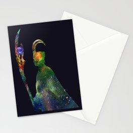star loki Stationery Cards