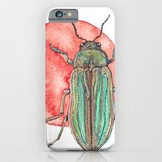 Iridescent Beetle Slim Case iPhone 6s