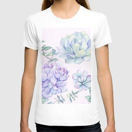 Wonderful Succulents T-shirt