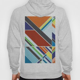 Abstract Composition 507 Hoody