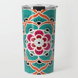 Desert Rose Travel Mug