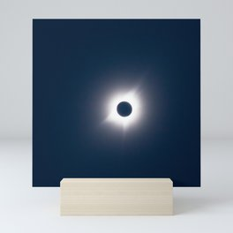 Solar Eclipse Mini Art Print