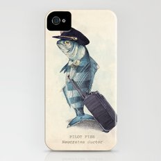 The Pilot iPhone (4, 4s) Slim Case