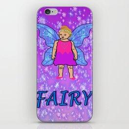 Little Fairy iPhone Skin