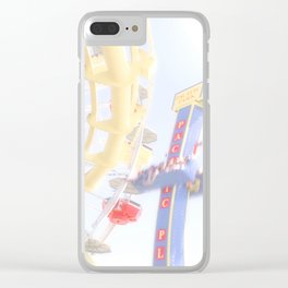 """Carnival 7"" by Murray Bolesta Clear iPhone Case"