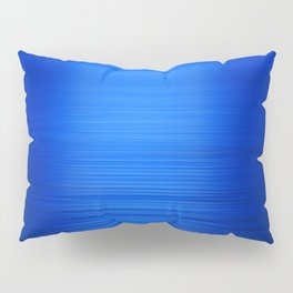 Sunset on the Water-Deep Blue Pillow Sham